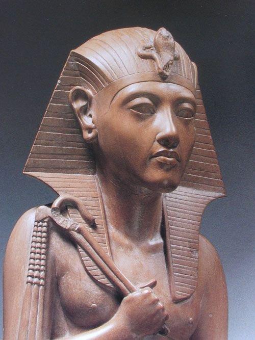 Hatshepsout, le mystère de la femme pharaon affiche