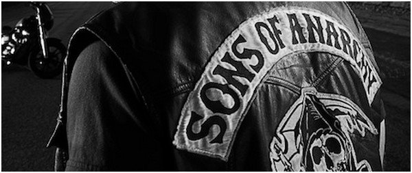 Achat veste cuir sons of anarchy
