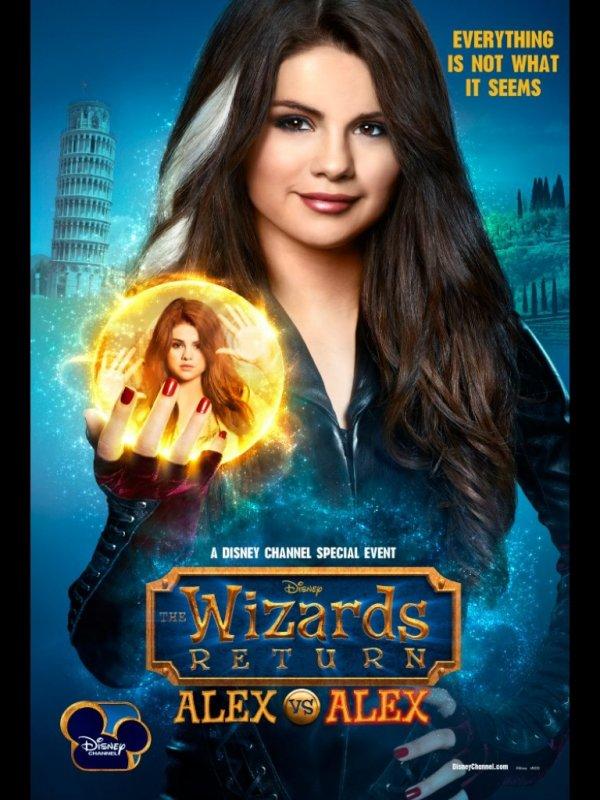 Wizards Return (Le Retour des Sorciers) affiche